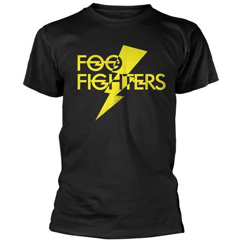 PHM Foo Fighters - Lightning Strike (T-Shirt Unisex Tg. 2XL)