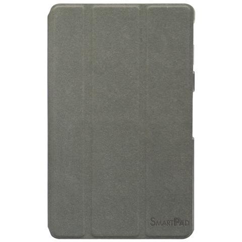 """MEDIACOM Flip Cover per SmartPad 7"""" Grigio"""