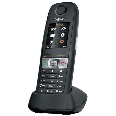 E630hx-telefoni Cordless -cordless Aggiuntiv. 1.8''dect Gap 450cont. V. Voce Ner