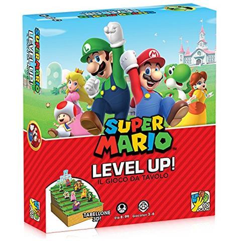 DV GIOCHI Super Mario Level Up