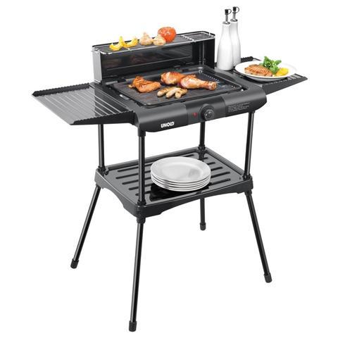 Barbecue-Grill Elettrico 1600 Watt
