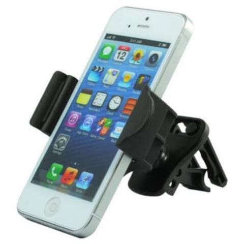 LINK Supporto Universale Per Smartphone Da Auto Con Aggancio Per Griglia Ventilazione