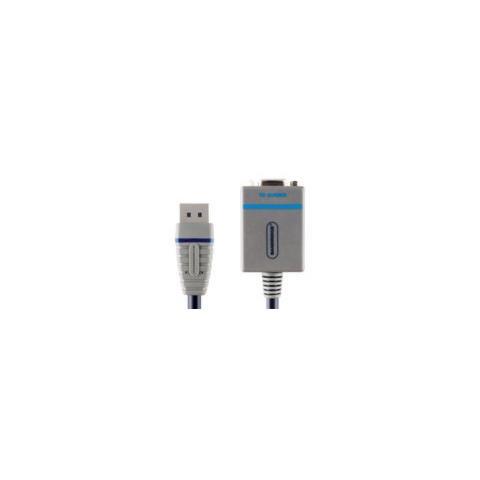 BANDRIDGE 0.2m, DP / VGA, 0,2m, DisplayPort, VGA (D-Sub) , 145 x 40 x 110 mm