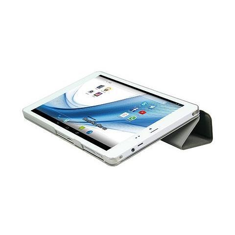 """MEDIACOM Flip Cover per SmartPad 8"""" Grigio"""