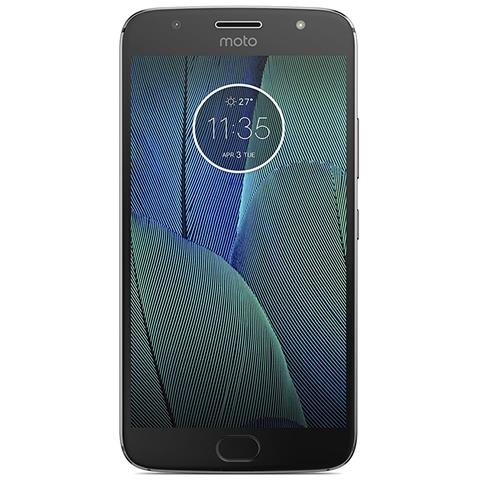 Image of Moto G5s Plus Grigio Dual Sim Display 5.5'' Full HD Octa Core Ram 3GB Storage 32GB +Slot MicroSD Wi-Fi + 4G / LTE Fotocamera 13Mpx Android - Italia