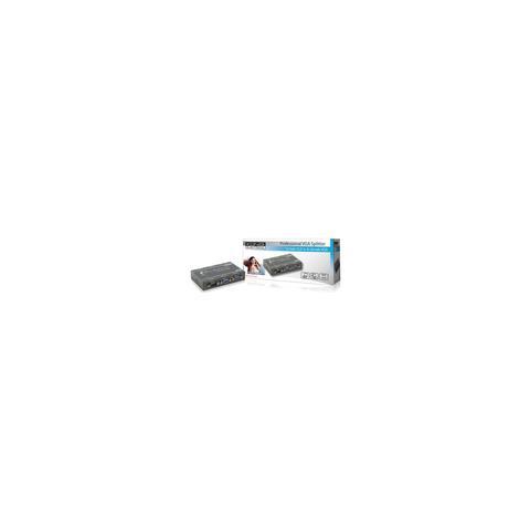Konig 4-Port Splitter VGA Grigio