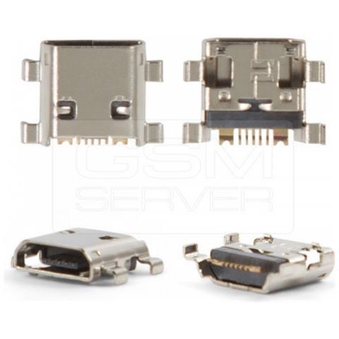 digital bay Ricambio Connettore Porta Microusb Carica Flex Cable Charging Port Per Samsung Galaxy S3 Mini Gt-i8190