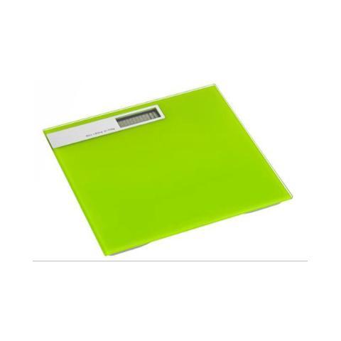 KAUFGUT 033676 Bilancia Pesapersone Digitale Portata Massima 180 Kg Colore Verde