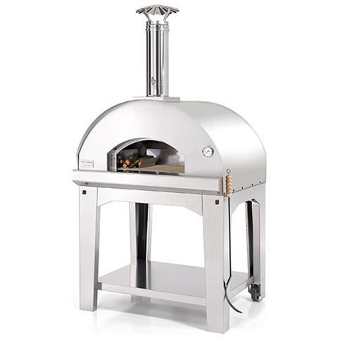Forno Pizza Marinara 80x80 - Acciaio