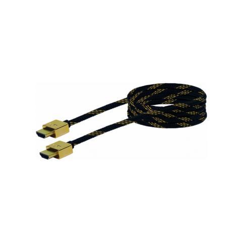 SCHWAIGER 2.5m HDMI m / m, 2,5m, HDMI, HDMI