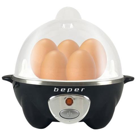 Cuociuova Cottura 7 Uova Automatico Bollitore Antiaderente 360w Cuoci Uova