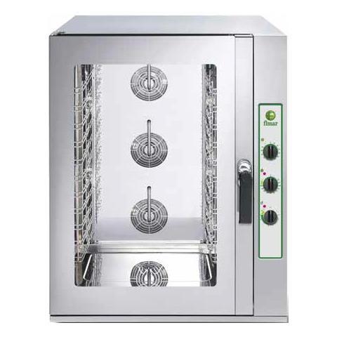 Forno Convezione Elettrico Gastronomia 10 Teglie Gn 1/1 Rs8589