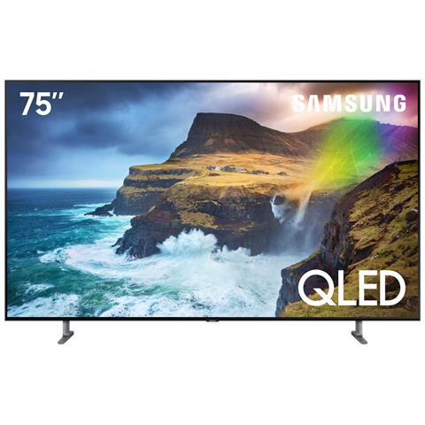 Image of TV QLED 75'' 4K Ultra HD QE75Q70RATXZT Smart TV