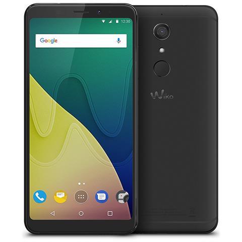 "WIKO View XL Nero 32 GB 4G / LTE Dual Sim Display 5.99"" HD+ Slot Micro SD Fotocamera 13 Mpx Android Italia"