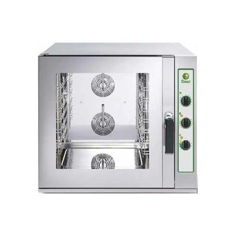 Forno Convezione Elettrico Gastronomia 6 Teglie Gn 1/1 Rs8587