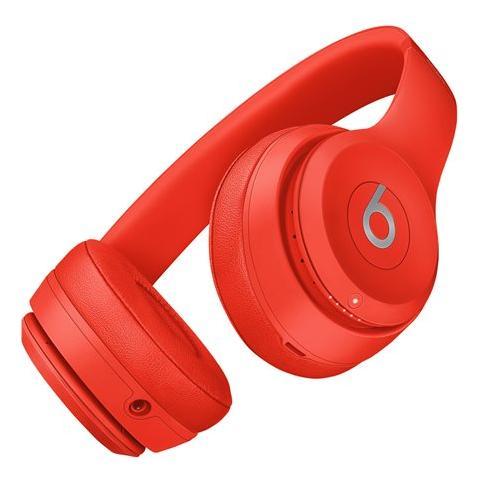 APPLE Cuffie Beats Solo 3 Wireless Colore Rosso