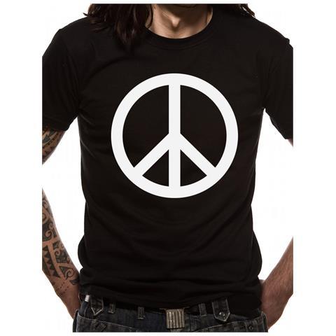 CID Originals - Peace Symbol (T-Shirt Unisex Tg. M)