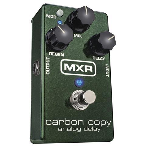 DUNLOP M-169 Carbon Copy Pedale Effetto Analog Delay