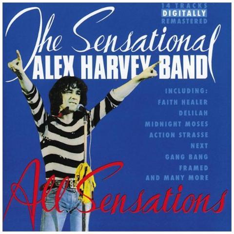 VERTIGO Alex Harvey - All Sensations
