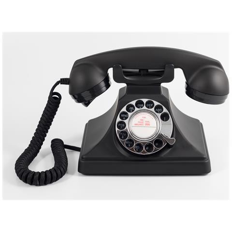 200 Black (telefono Vintage)