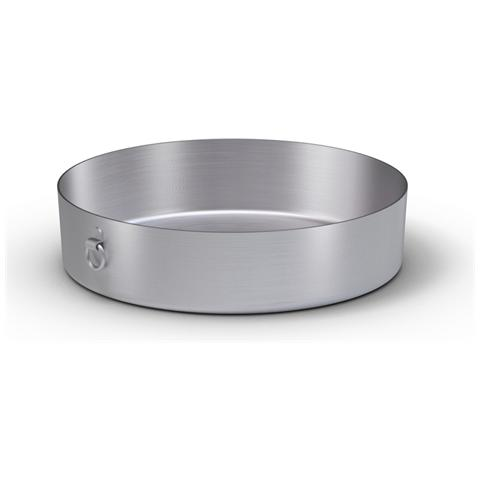 Tortiera in Alluminio Diametro 20 cm - Serie 7000