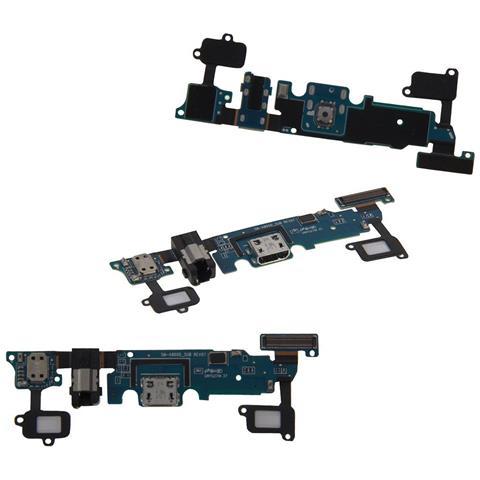 digital bay Ricambio Connettore Carica Flex Cable Porta Charging Dock Flat Per Samsung Galaxy A8 Sm-a800f