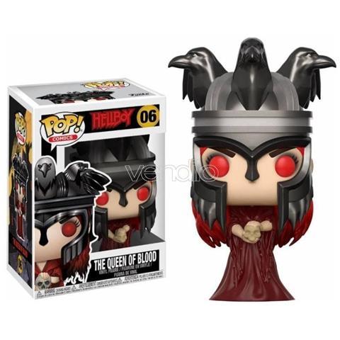 FUNKO Hellboy Pop Movies Vinile Figura Regina Di Sangue 9 Cm