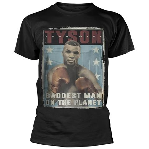 PHM Mike Tyson - Tyson Vintage Poster Ts