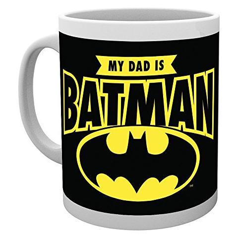 Tazza Dc Comics Mug My Dad Is Batman