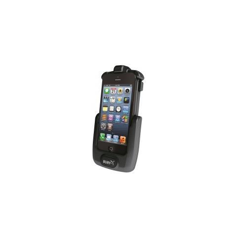 BURY 0-02-37-1115-0 Auto Active holder Nero supporto per personal communication