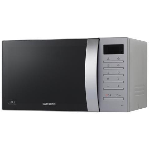 Samsung gw76vt ssx forno microonde con grill cottura crusty e vapore capacit 20 litri potenza - Forno a microonde cottura a vapore ...