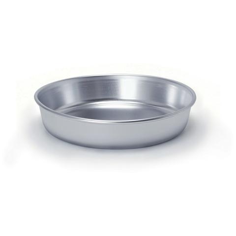 Tortiera in Alluminio Diametro 22 cm - Serie 7000