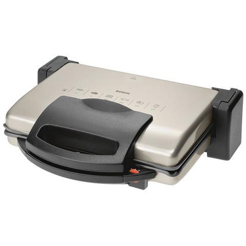 Tfb3302v Bistecchiera 1800w Multifunzione: Contatto Toast Berbeque 22x31cm