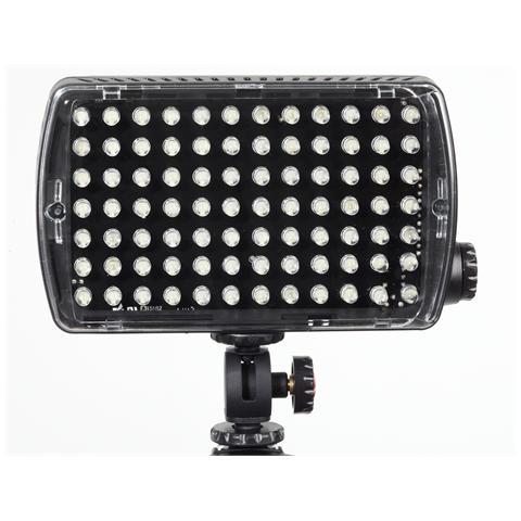 Luce LED - Maxima-84 Hybrid+ (850lx@ 1m) Dimmer, Flash, Gel