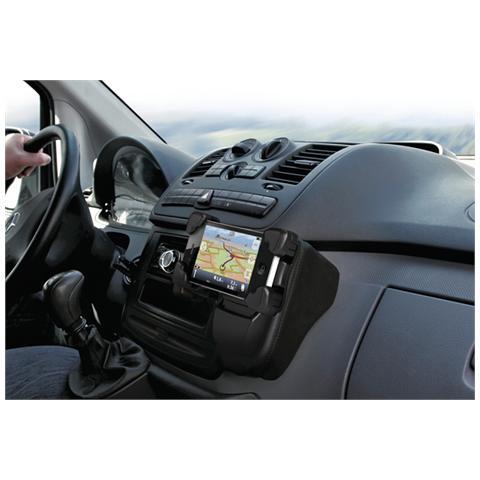 BURY 0-02-37-3000-0 Auto Active holder Nero supporto per personal communication