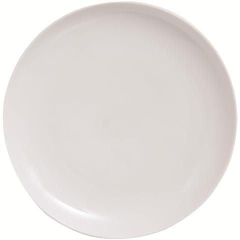 EXCELSA Piatto Frutta Bianco in Porcellana Bolko 18,0 cm