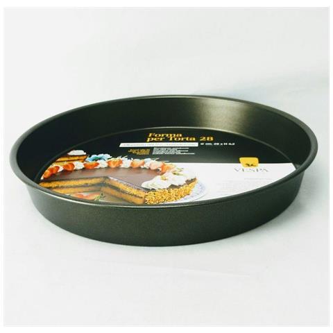 Vespa Tortiera Antiaderente 28cm Art 828