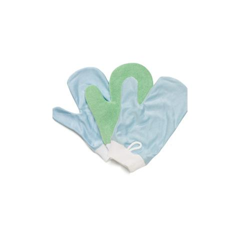 RUBBERMAID confezione da 12 pezzi - manopola in microfibra hygen verde multiuso rubbermaid