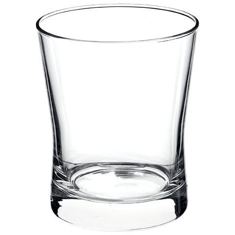 BORMIOLI Set 3 Bicchieri Acqua Aura 32 cl