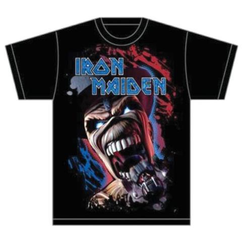 ROCK OFF Iron Maiden - Wildest Dream Vortex (T-Shirt Unisex Tg. XL)