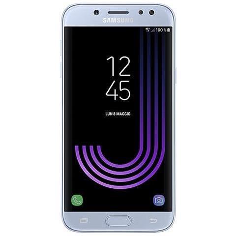 Galaxy J3 (2017) Blu Dual Sim 16GB 4G / LTE Display 5'' HD Slot MicroSD Fotocamera 13Mpx Android - Europa