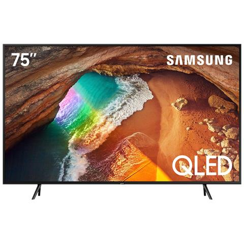 Image of TV QLED 75'' 4K Ultra HD QE75Q60RATXZT Smart TV