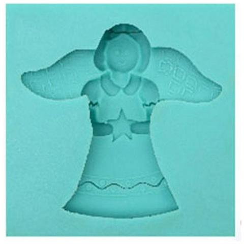 Stampo In Silicone Forma Angelo
