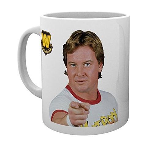 Tazza Wwe Wrestling Mug Piper