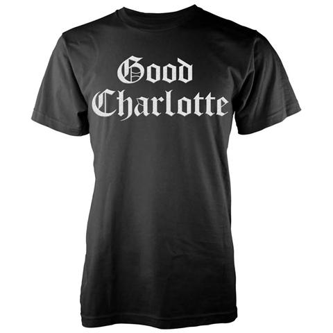 PHM Good Charlotte - White Puff Logo (T-Shirt Unisex Tg. XL)