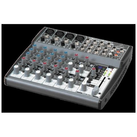 BEHRINGER Bh 1202fx Mixer Xenyx 12 In 2bus Mic Pre Eff