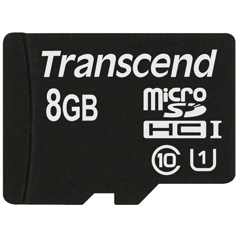TRANSCEND MICRO SDHC U1 8 GB (No Box and Adapter)