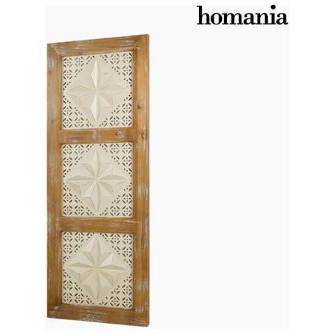Homania Cornice Di Legno E Metallo By
