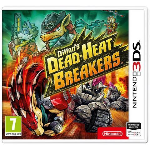 NINTENDO N3DS - Dillon's Dead-Heat Breakers