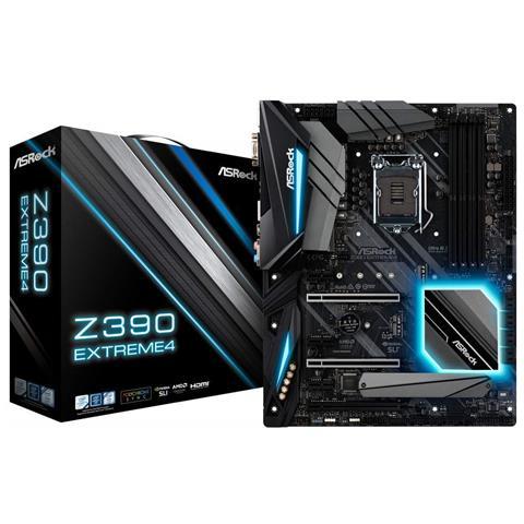 Scheda Madre Z390 Extreme4 Socket LGA 1151 Chipset Intel Z390 ATX